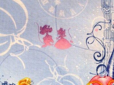 New Disney Princess Cinderella Mice Hearts Castle Fairytale Pumpkin