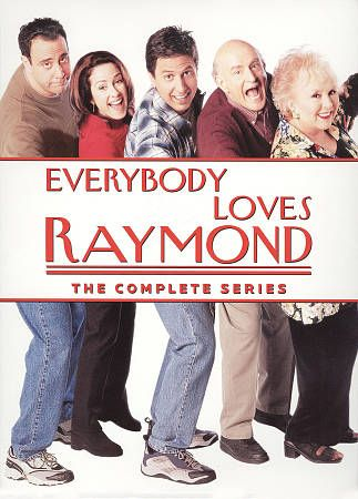 Everybody Loves Raymond The Complete Series DVD, 2010, 44 Disc Set