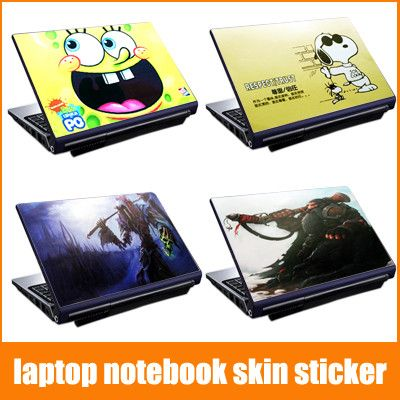 14.1 to 17 laptop Screen skin cover notebook sticker decal